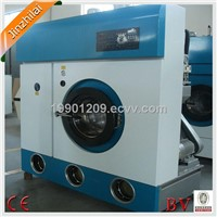 Recycle dry cleaning machine(recycle using of cleaning solvent)