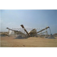 Rock Crushing Production Line(Granite,Limestone,Basalt,Quarts)