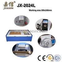 JIAXIN Rubber Stamp Laser Engraving Machine JX-2024L