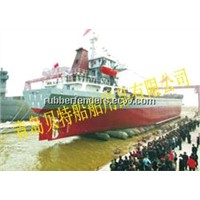 Rubber  airbag       Ship launching and loading airbag