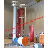 SF6 Gas Insulated Series Resonant Test System