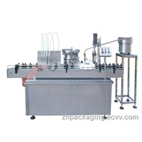 Liquid Filling and Crimping Machine SG-250