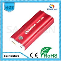 SG-PB5600 Best Quality Large Capacity Portable Power Bank In China