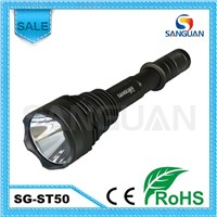 SG-ST50 Super Bright With 5 Modes LED Shenzhen LED Flashlight