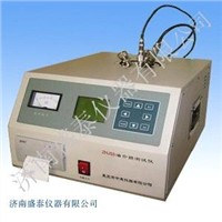 SH115  Oil dielectric loss tester