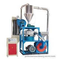 SMP series high speed pulverizer for PE