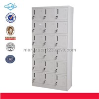 SW-W089 18 doors steel lockers