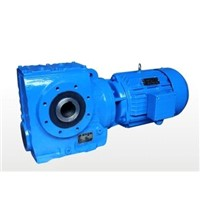 S Serial Helical -Worm Gear Reducer