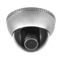Security Indoor Manual Lens 700TVL CCD Dome Camera(LSL-317S)
