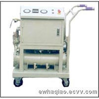 Series TYB Light Fuel Oil Purifier with Easy-to-operate,no heating