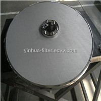 Sintered Mesh Stainless Steel Filter Disc