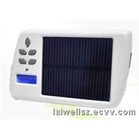 Solar Charger Music Player and FM Transmitter(LW-SBC26)