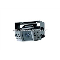 Sony ccd 600tvl  audio car camera  for vehicle/bus/car/taxi-rectangle cameras