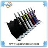 Spark beautiful design for shown acrylic e cigarette Display Shelves