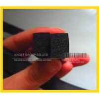 Sponge square gasket;closed cell silicone /EPDM rubber cords