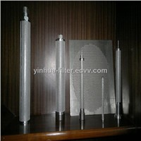 Stainless Steel Sintered Cylinder Filter