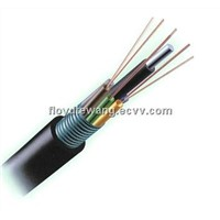 Steel Armored Optical Fiber Cable for Outdoor