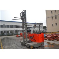 TD20-60 Electric Side Loading Forklift Truck