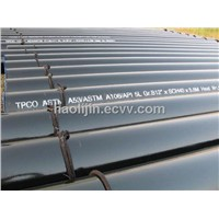 TPCO carbon seamless pipes