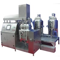 TZZRJ Series Vacuum Mixing Emulsifier