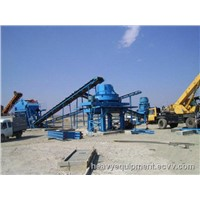 The High Efficiency Of Stone Crushing Production Line