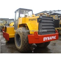 The Second-Hand Single-Drum Vibratory Road Roller Dynapac CA25
