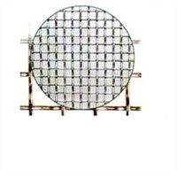 Thermal galvanized square opening wire mesh