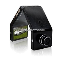 Thin Mini Size Car DVR Black Box Camera F700HD 1280X720 The Thinnes Size only 11mm