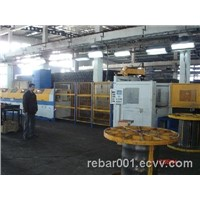 Thread rolling machine/ cold rolling mill