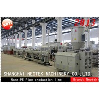 Top Quality--PE PIPE Extrusion Machinery