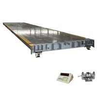 SCS Truck Scale /Weighbridge 20t~80t