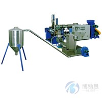 Two-Stage Granulation Line