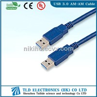 USB3.0 AM to AM extension cable