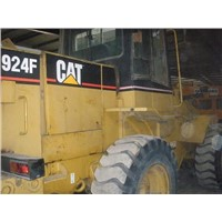 USED CAT 924F LOADER