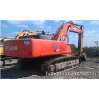 Used Crawler Excavator Hitachi EX350-5