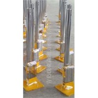VCSSF sliding rod magnetic sheet separator