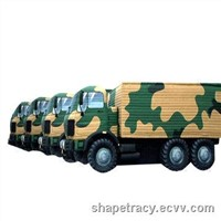 Vehicle Inflatable Military Dummy Target