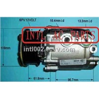 Visteon Scroll ac compressor assy Ford Transit Connect 1.8 6pk 6T16-19D629-BC 4991276 5007968