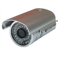 Water Resistant Infrared Outdoor/Indoor IR Security CCD Bullet Camera (LSL-2636H)