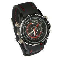 Waterproof Watch camera DVR,Underwater Watch spy camera camcorder JVE3015C