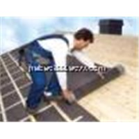 Waterproof and breathable roofing membrane