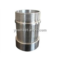 Wedge wire screen & Rod based wire wrapped screen & V wire screen pipe