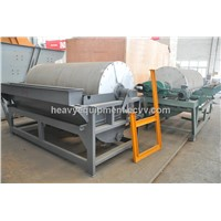 Wet Magnetic Separator for Iron-Ore Beneficiation