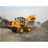 Wheel Loader ZL30F Using in Algeria