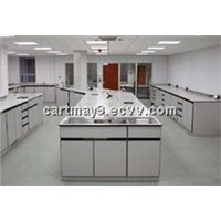 Wood Lab Bench Or Laboratory Furniture