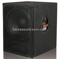 Wooden Carpet  PA Speaker Box  TX-15B