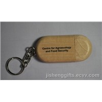 Wooden USB Flash Drive / Bamboo USB Memory Stick