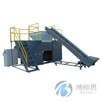 Woven Bag Shredding Machine