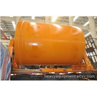 Alumina Ceramic Ball Mill / Fe Ball Mill for Smelting / High Efficiency Dry Ball Mill
