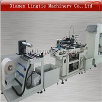 auto roll to roll  soft circuit board screen printing machine customized